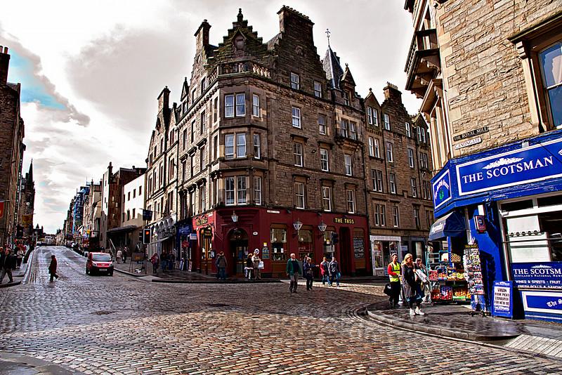 The Tass, High Street, Edinburgh