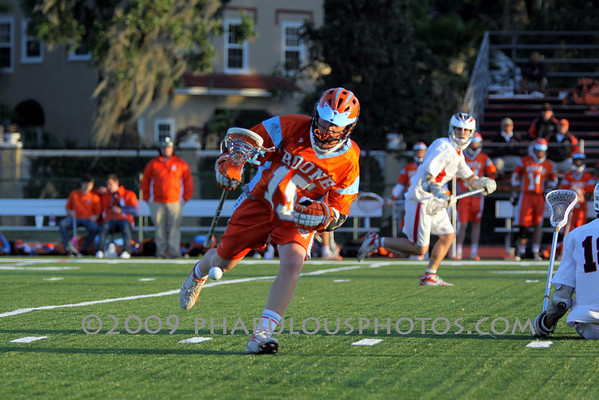 District Playoffs Boone Vs. Lake Highland - 09 - V LAX