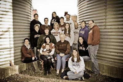 Bade family 2012