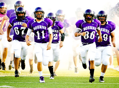 Football - Boerne vs Medina Valley (2011)