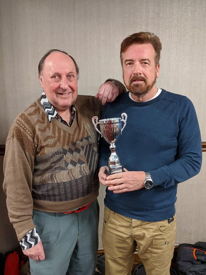 2020 Premier Grand Masters Pairs winners
