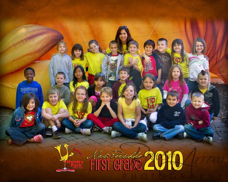 First Grade Zoo 2010