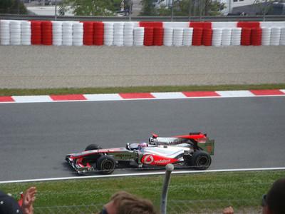 Barcelona Grand Prix 2010
