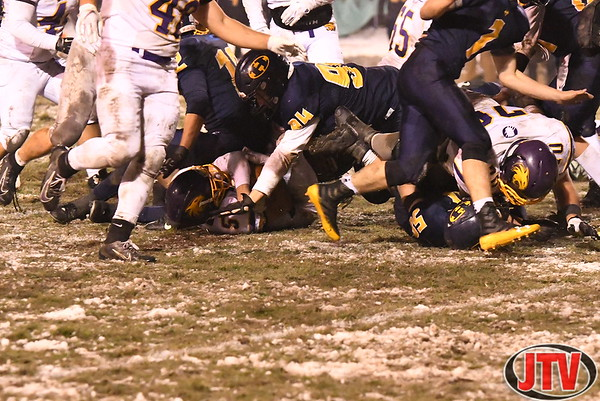 Onsted vs Hillsdale Division 6 Regional Football 11-15-19