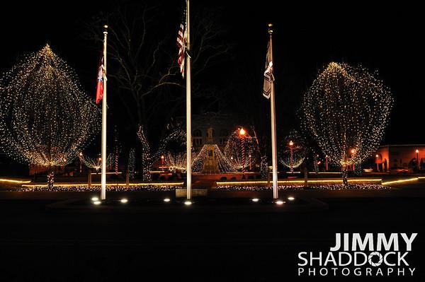 Bentonville Square Jan 2
