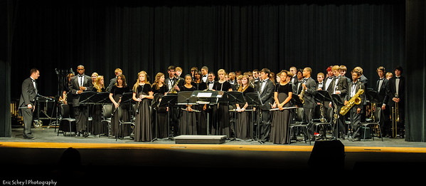 2012-12-11 Roswell Band - Winter Concert Photos