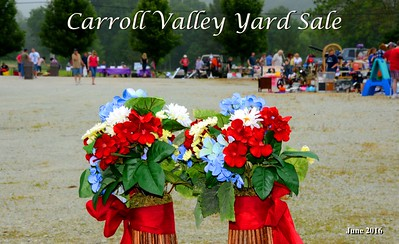 Yard Sale June 2016