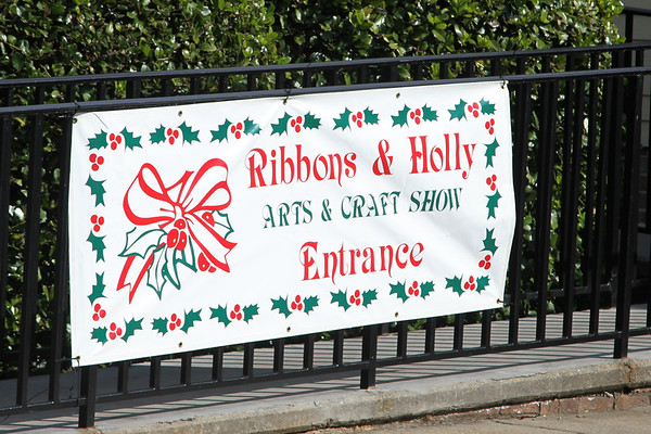 Ribbons and Holly 2013