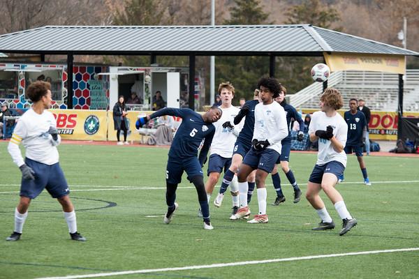 Boy's Soccer: Principia vs Fr. Tolton Catholic High School