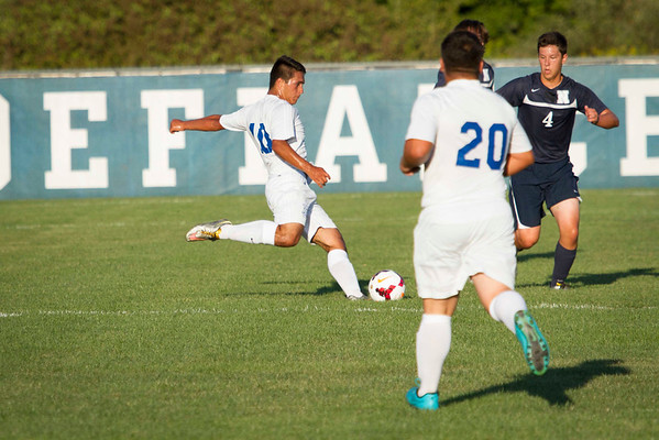 DHS Boys Soccer 08-21-2015
