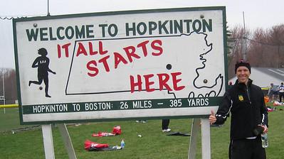 Boston Marathon 04.21.08