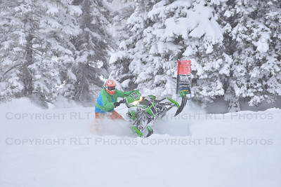 Arctic Cat Sunday Grand Targhee 2014