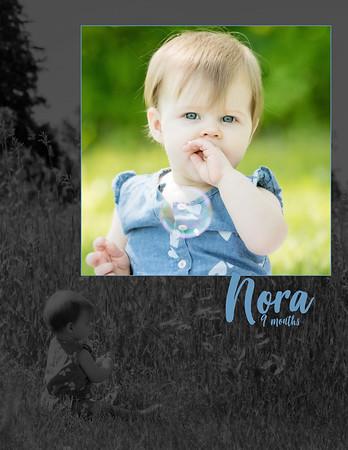 Nora 9 Months