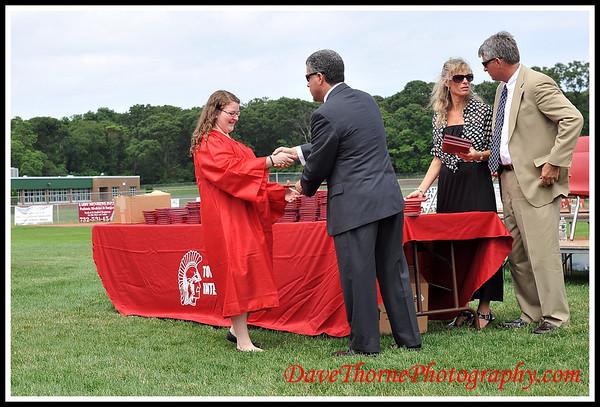 OTIS 2012 Graduation - Presentation of Diplomas