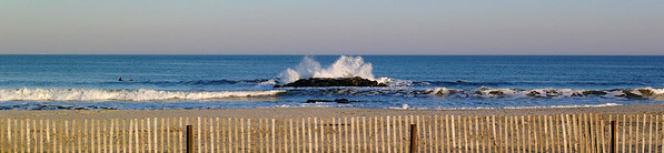 Sandy Hook to Belmar Panoramics