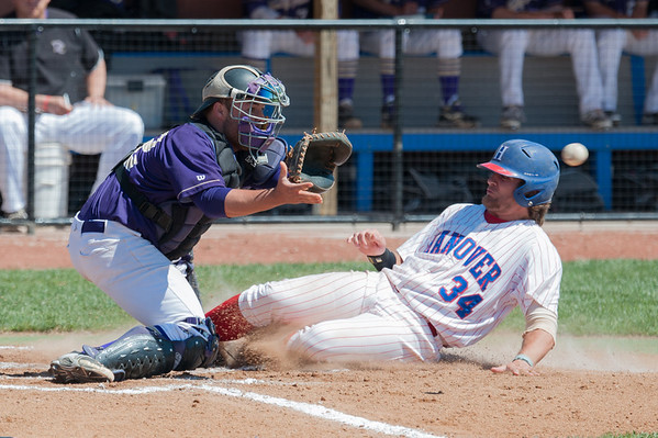 Hanover College Baseball 2014