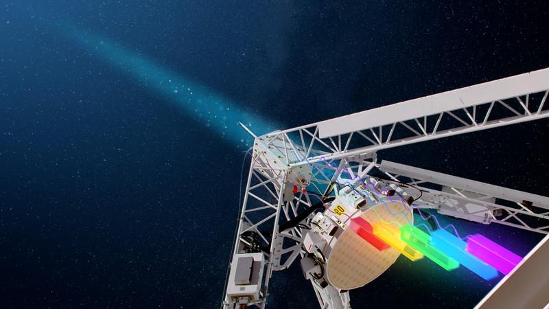 Cosmic bursts unveil Universe's missing matter