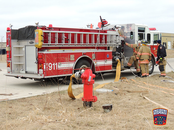 Sheboygan Fire Department Training on April 18, 2014