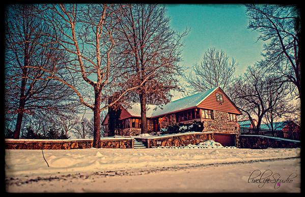 ***Winter in Kansas***