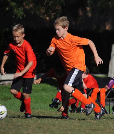 John Soccer - Fall -2012