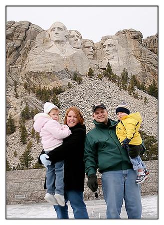 South Dakota Thanksgiving Weekend 2007