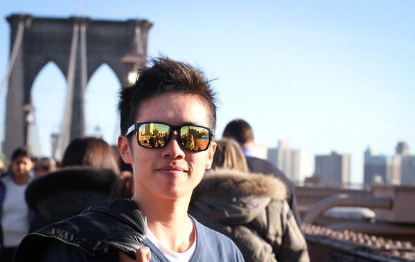 Aidan NYC Adventure