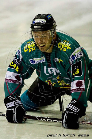 Mobilx Vipers v Belfast Giants Challenge Cup - 25/10/09