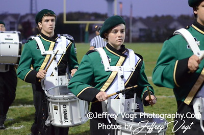 10-26-2012 Damascus HS Marching Band, Photos by Jeffrey Vogt Photography