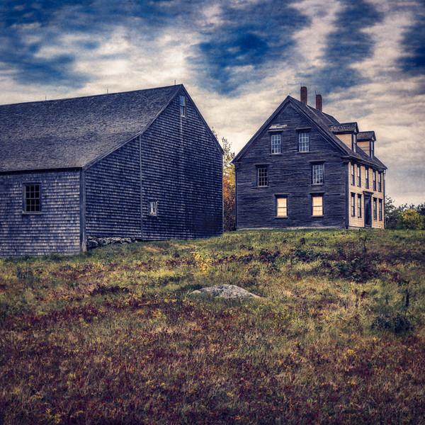Olson House, Study 3