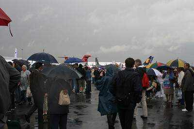 "Air show ""Le Bourget"" (2007)"