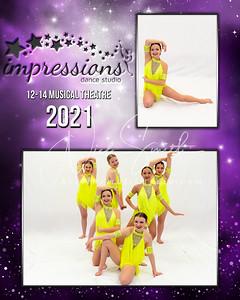 12-14 Musical Theatre Move