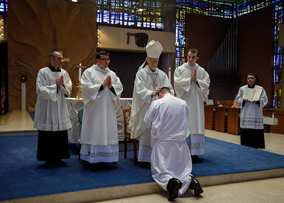 2018 Hartford Ordination of Transitional Deacon