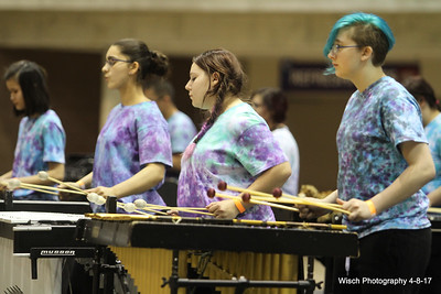 #5-2017 - Fusion Drumline  MPA Championship