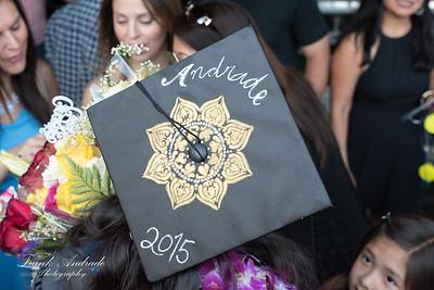 Naomi's Graduation
