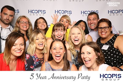 Hoopis Group 5 Year Anniversary Party