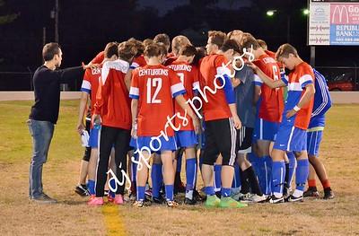Ballard vs CAL Boys Soccer Varsity Playoffs