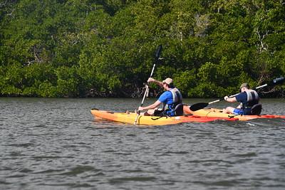 1230PM Heart of Rookery Bay Kayak Tour - Madinger, Blank & Richardson