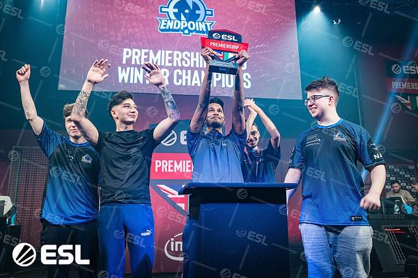 ESL Premiership CS:GO Winter Season 2019 Finals