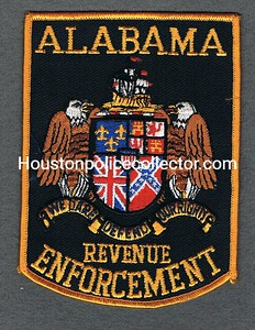 Alabama Revenue Enforcement