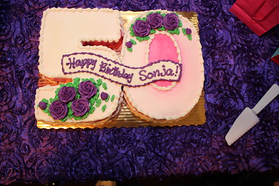 Sonja King Harris 50th Birthday