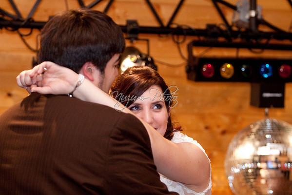 Dances - Melissa and Andre