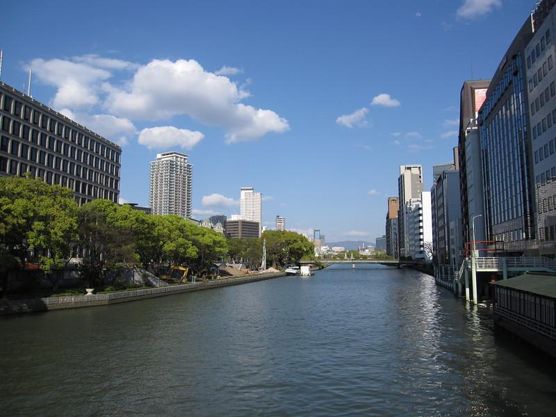 Tosaborigawa river
