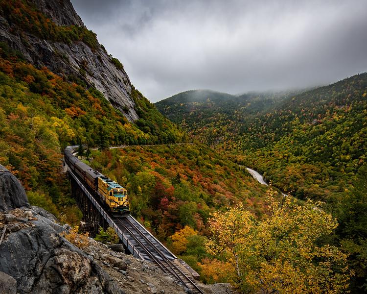 The Conway Scenic Railroad