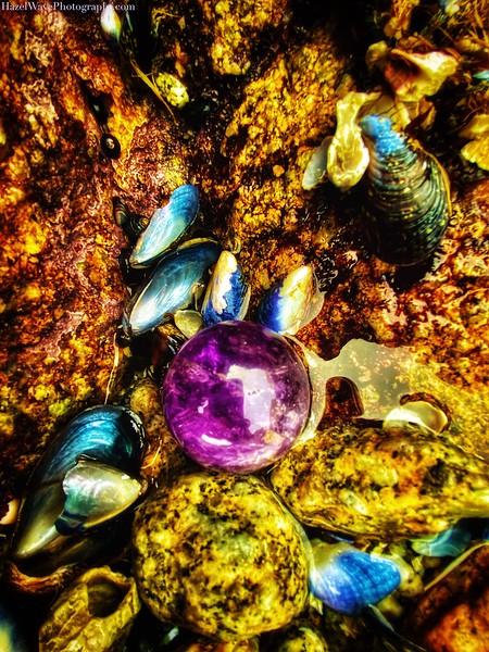 Marble Amongst the Ocean