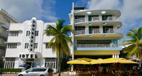 Miami Beach and Miami, Florida