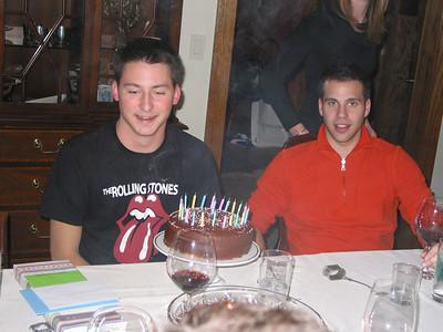 2004 David's 23rd Birthday
