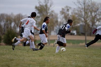 10-4-2012 Plum Creek vs. Marshall