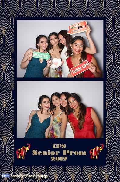 CPS Senior Prom - June 1st, 2017