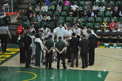 USF Dons-Northern Kentucky Mens Basketball 3.14.2013