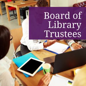 Board of Library Trustees Meeting